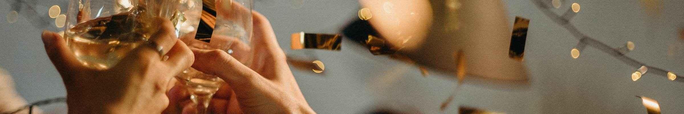 Vin pétillant : sélection de champagne, mousseux ou prosecco